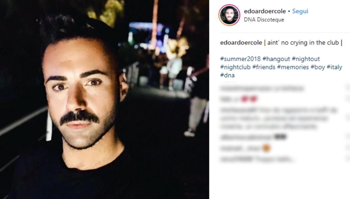 Edoardo Ercole Instagram
