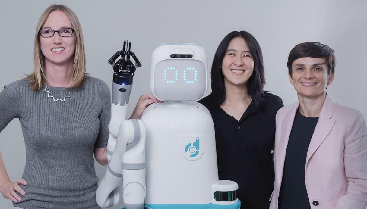 Moxi - robot infermiere