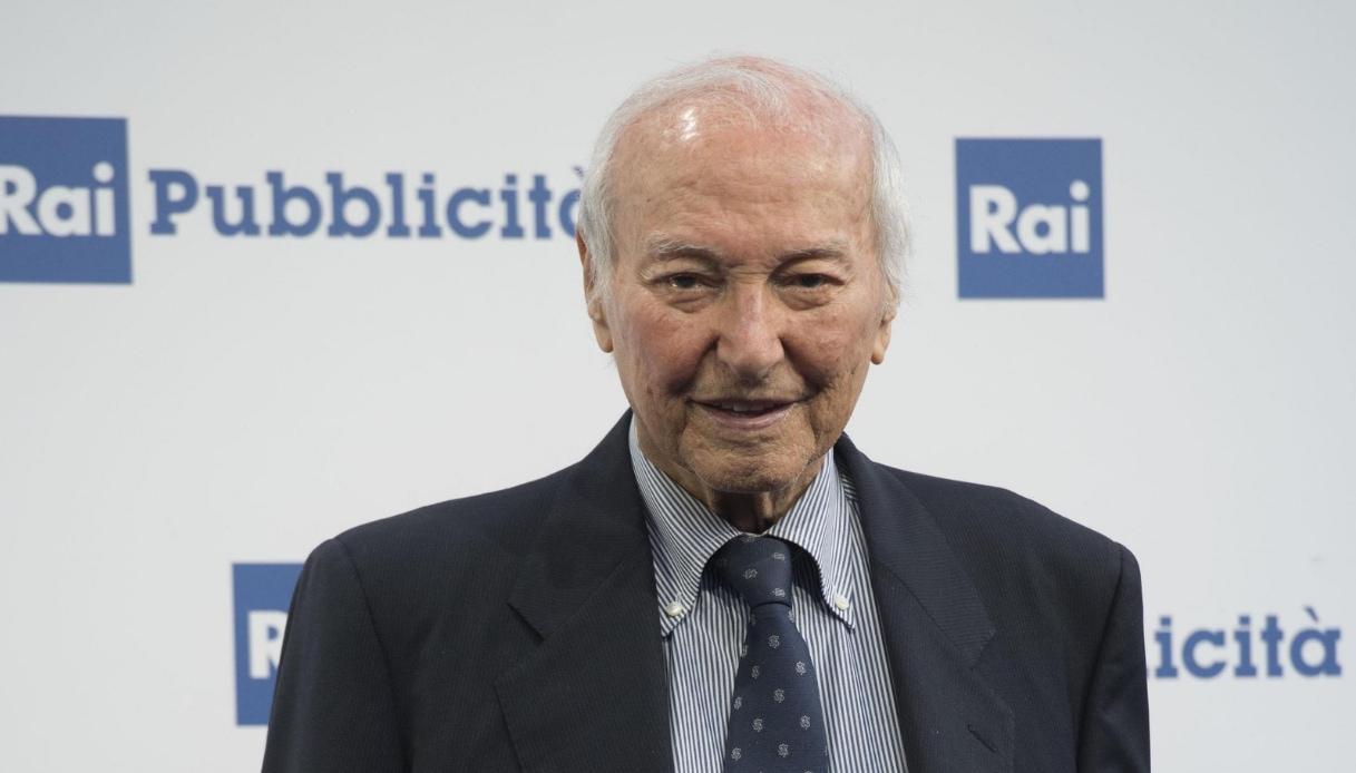 Piero Angela compie 90 anni: la moglie Margherita e i figli Alberto e Christine