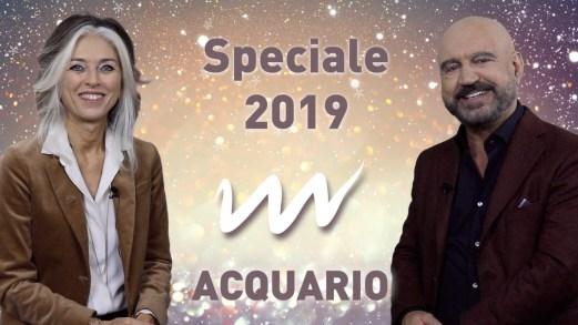Acquario 2019: oroscopo dell'anno