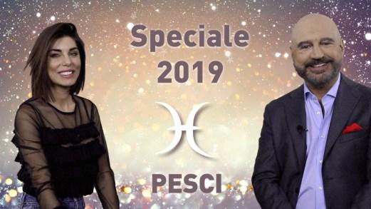 Pesci 2019: oroscopo dell'anno
