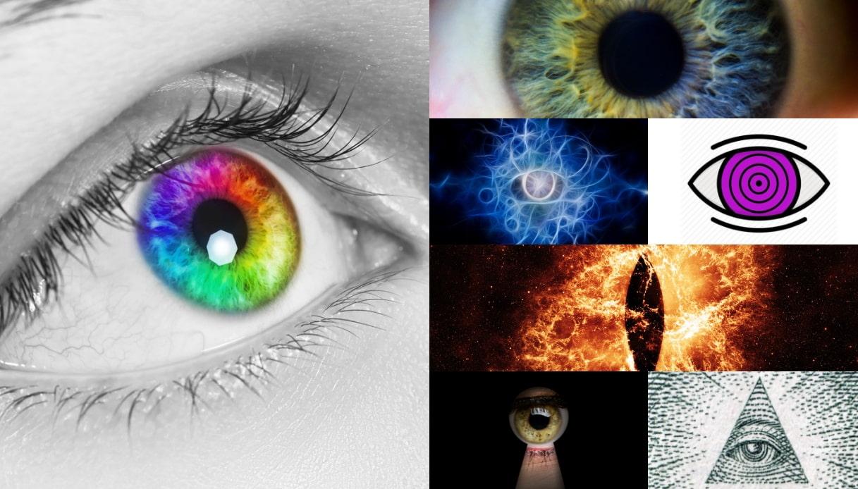 Il test degli occhi