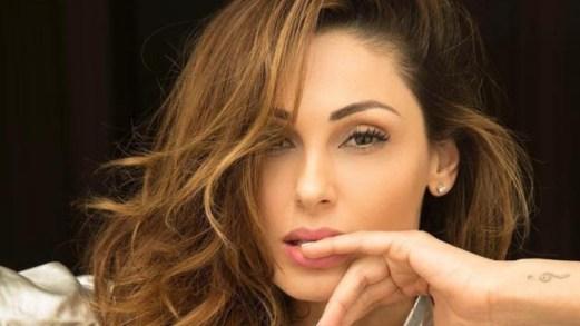 Sanremo: la canzone di Anna Tatangelo parla della crisi con Gigi D'Alessio