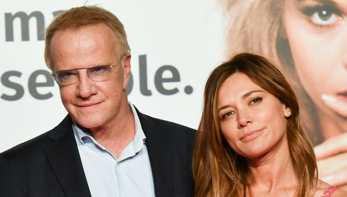 Christopher Lambert e Camilla Ferranti
