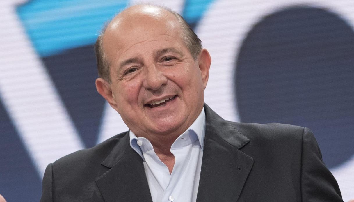 Giancarlo Magalli, I Fatti Vostri non chiude. E l'amore per una donna più  giovane