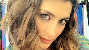 Elisa Isoardi pronta per La Prova del Cuoco, su Instagram il look divide