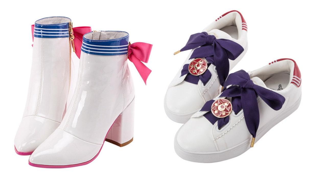 Gli stivali e i gadget di Sailor Moon che stanno facendo impazzire le ragazze