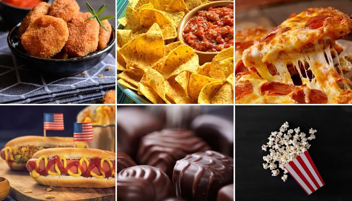 Scegli uno snack