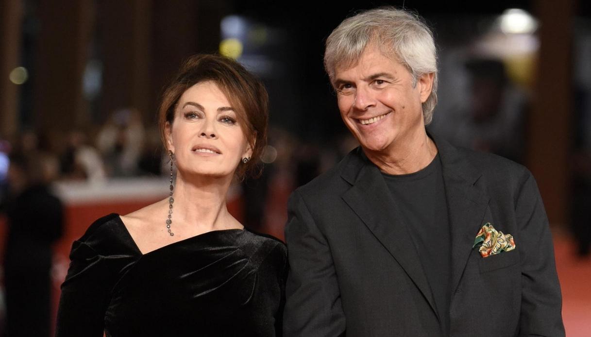 Stefano Mainetti ed Elena Sofia Ricci