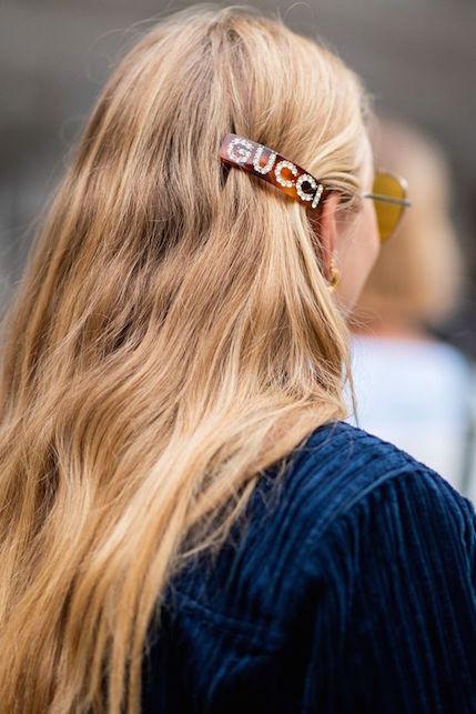 Statement hair pins
