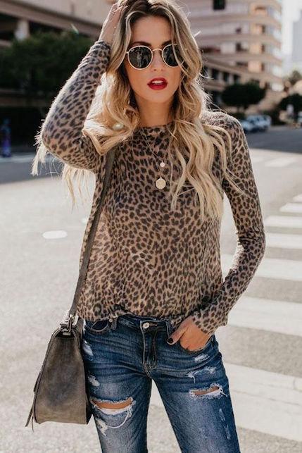 Come indossare l'animalier: consigli di stile
