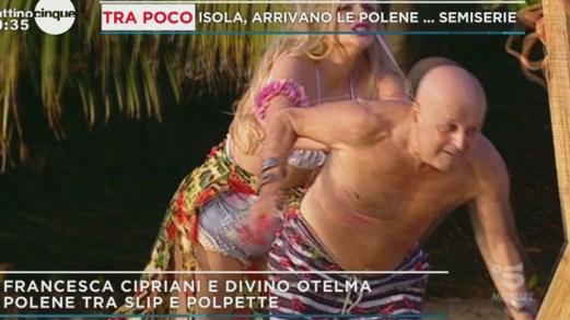 Isola dei Famosi, incidente in diretta: il mago Otelma ferito finisce in infermeria