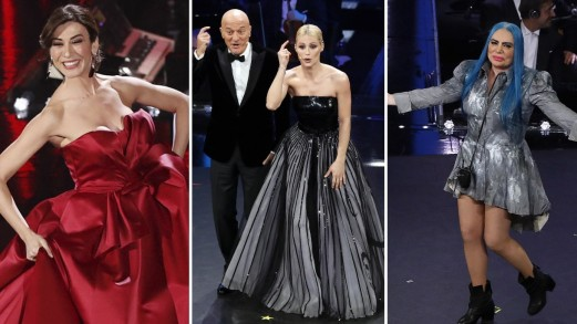 Sanremo 2019, i look della seconda serata
