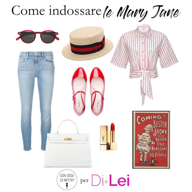 Mary Jane: come indossarle con stile
