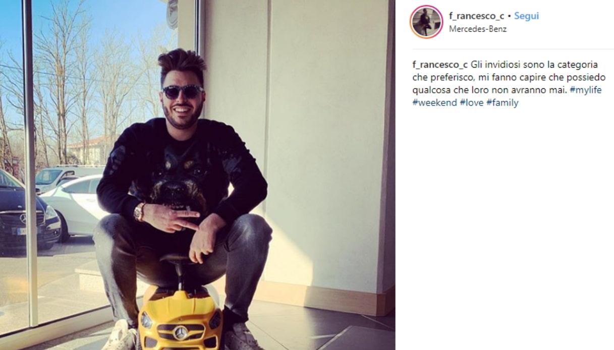 Francesco Caserta Instagram