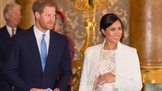 Il royal baby di Meghan Markle è in arrivo: idee di look reale… a prova di neonato!