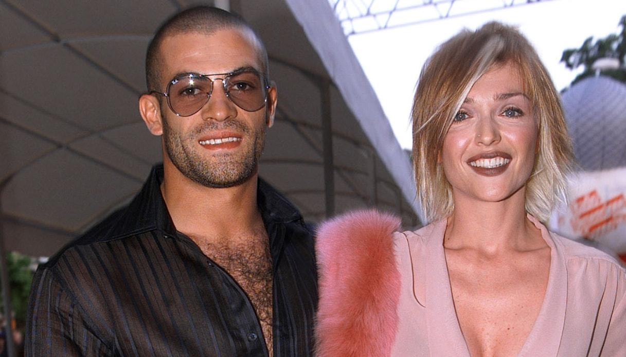 Gianni Sperti e Paola Barale