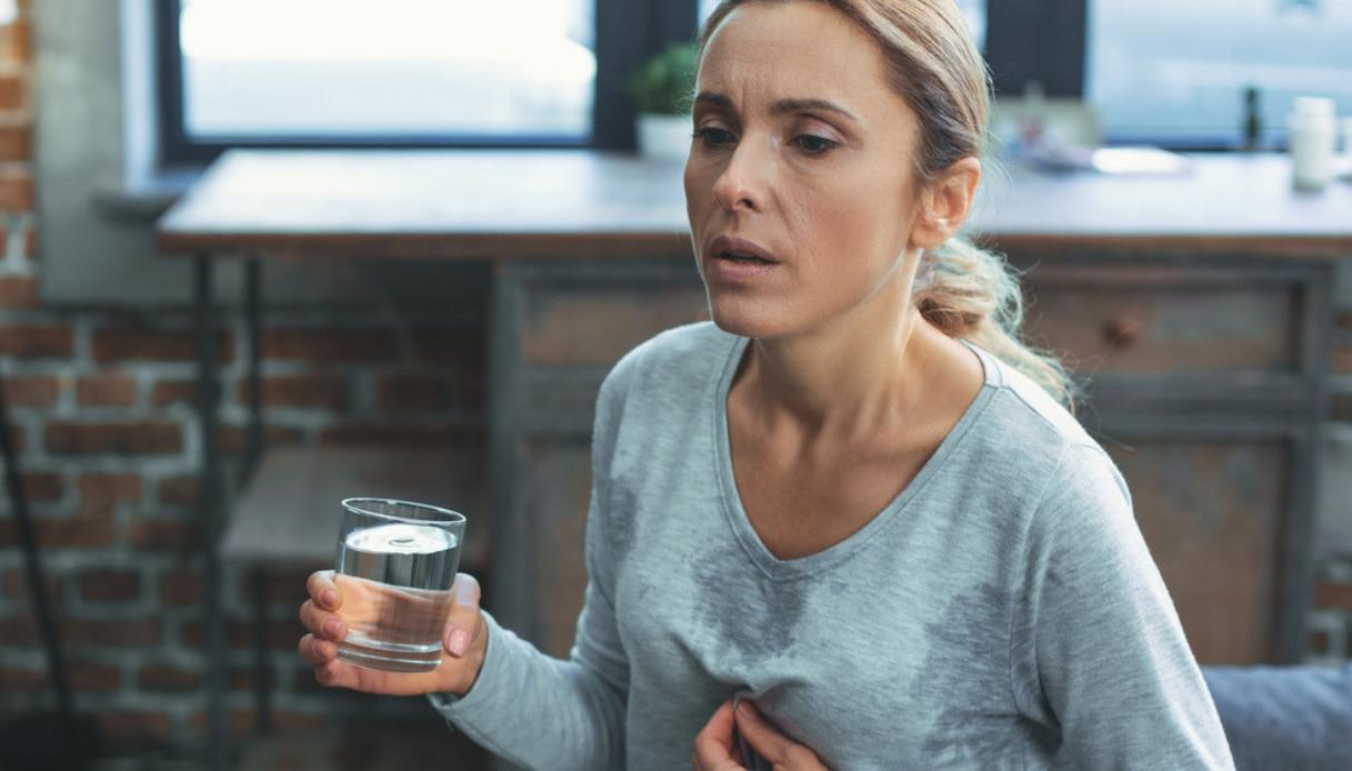 I sintomi della pressione alta: vampate di calore - DiLei