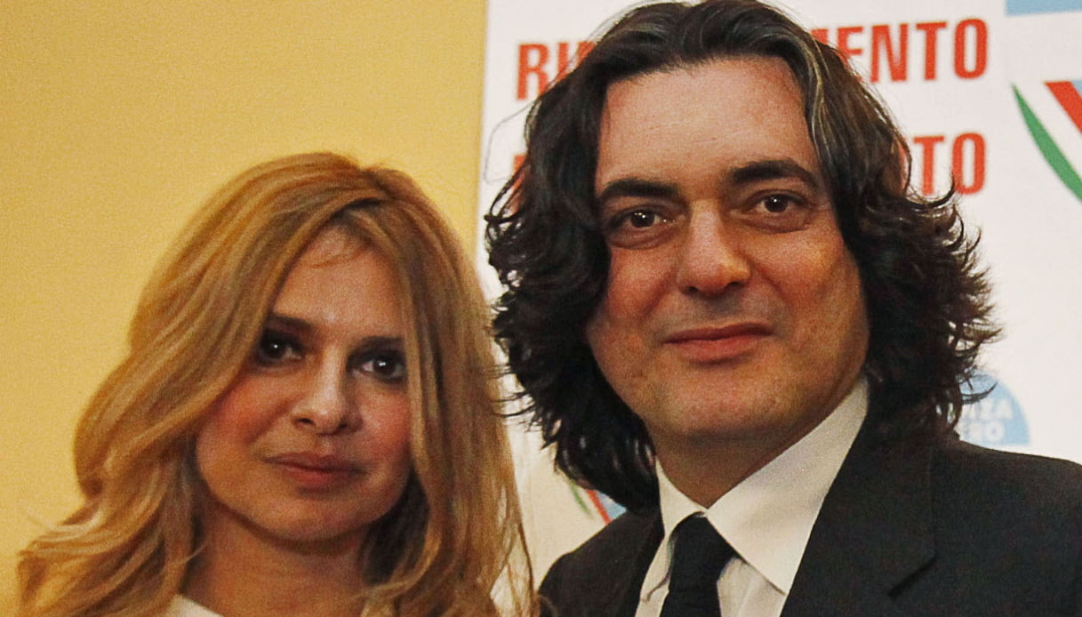 Angelo Maresca e Debora Caprioglio