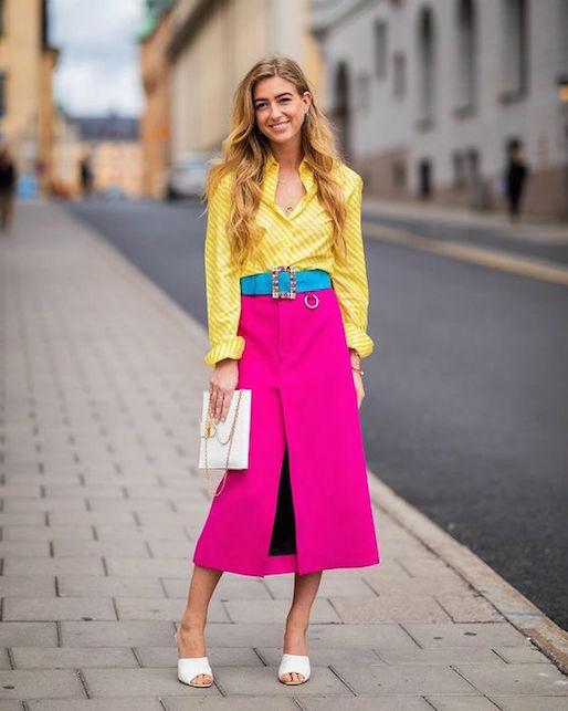 Look color block: come realizzarlo con stile
