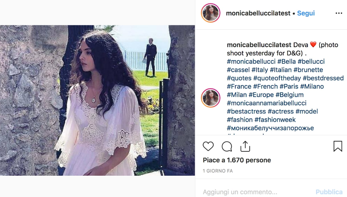 Deva Cassel Instagram