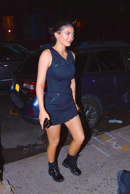 Kylie Jenner: ecco la pagella dei suoi look street style