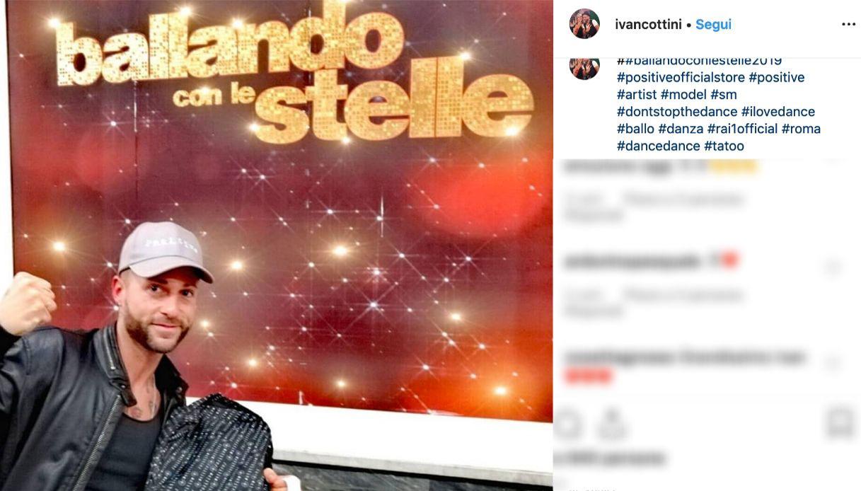 Ivan Cottini malato di Sla, ospite speciale a Ballando con le stelle