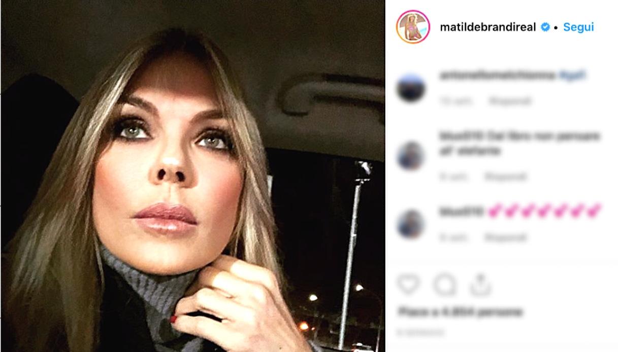 Matilde Brandi Instagram