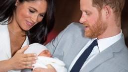 Meghan Markle, svelato il nome del Royal Baby: Archie Harrison
