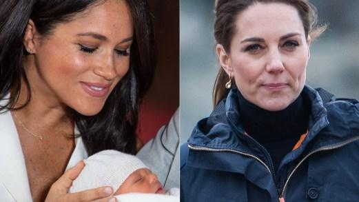 Figlio Meghan Markle, gli imperdonabili errori della PR e la reazione di Kate Middleton