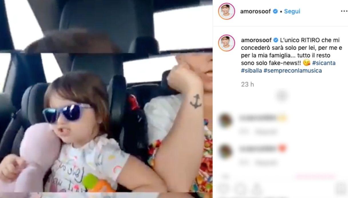 Alessandra Amoroso Instagram