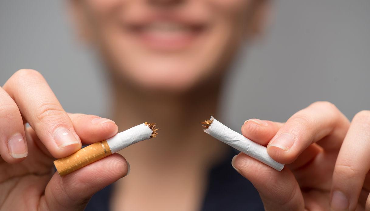 Astinenza da nicotina: le cause e come rimediare