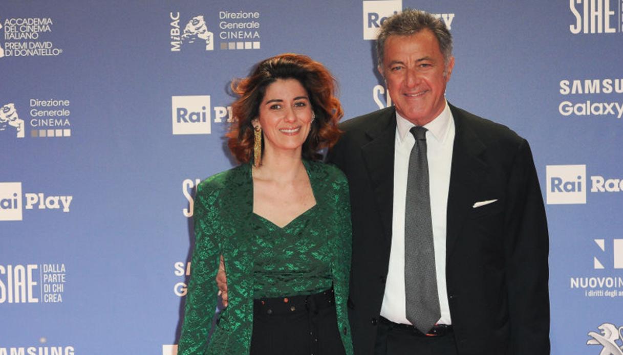 Elena Monorchio, compagna di Luca Barbareschi