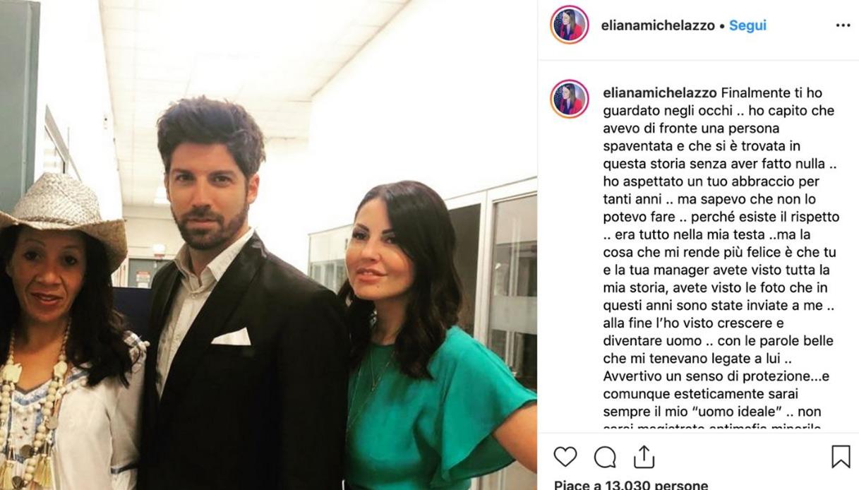 Eliana Michelazzo innamorata del vero Simone Coppi