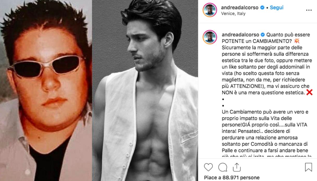 Andrea Dal Corso Instagram