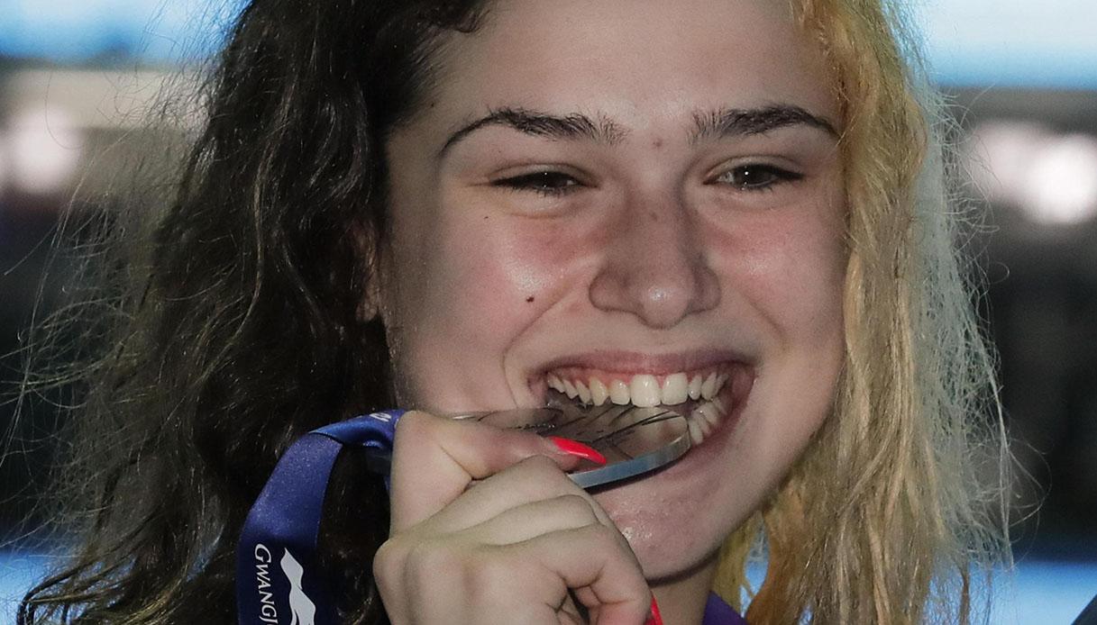 Benedetta Pilato, la campionessa che ruba la scena alla Pellegrini