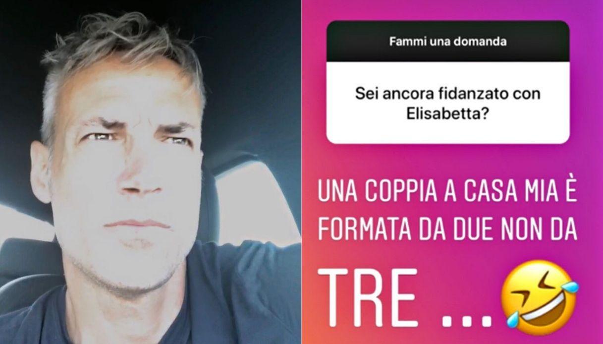 """Gregoraci torna single, l'ex Bettuzzi ammette: """"Ero il terzo incomodo"""""""