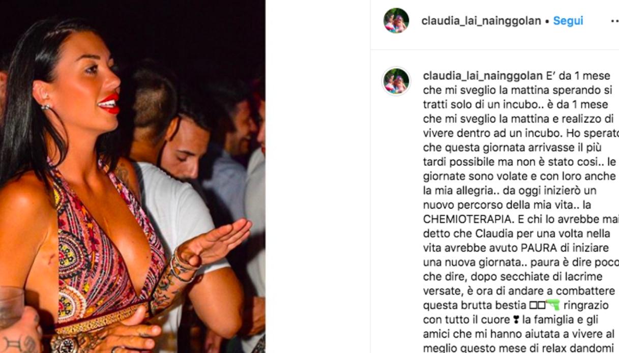 Claudia Lai Instagram