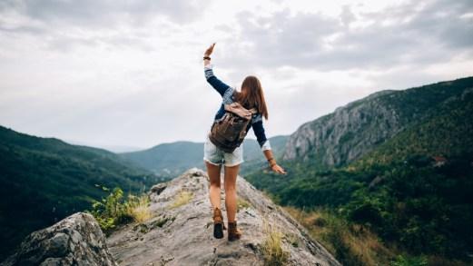 Camminare ci rende felici e creativi