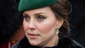 Kate Middleton aspetta il suo terzo figlio Lewis