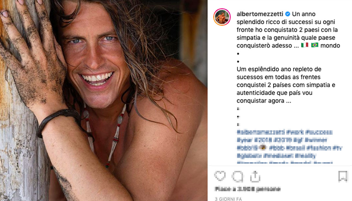 """GF: Alberto Mezzetti torna a parlare di Barbara D'Urso: """"Mi ha cancellato"""""""