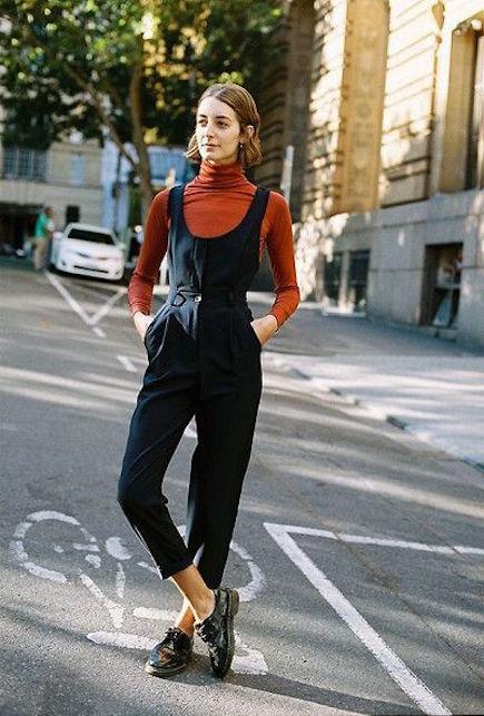 Come indossare la jumpsuit: idee di look