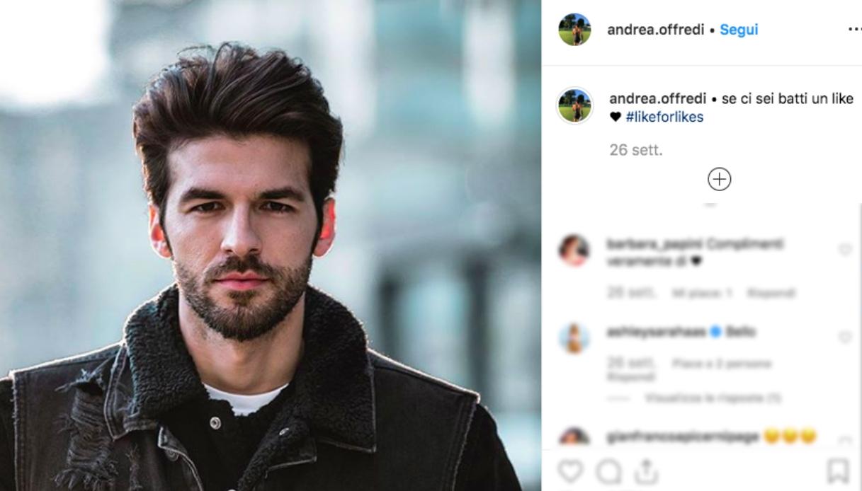 Andrea Offredi Instagram