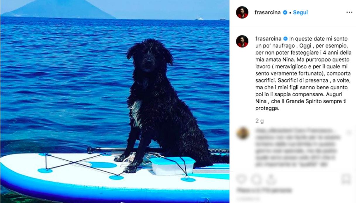 Francesco Sarcina Instagram