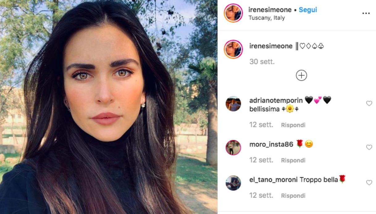 Irene Simeone Instagram