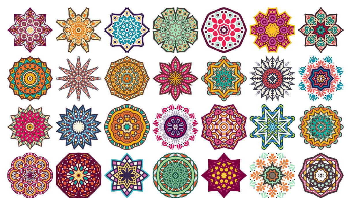 I significati dei colori dei tattoo mandala