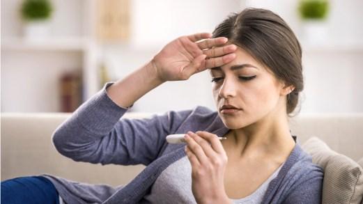 Influenza, incubazione rapida: sintomi