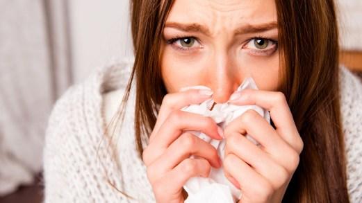 """Come curare l'influenza: la regola delle tre """"L"""""""