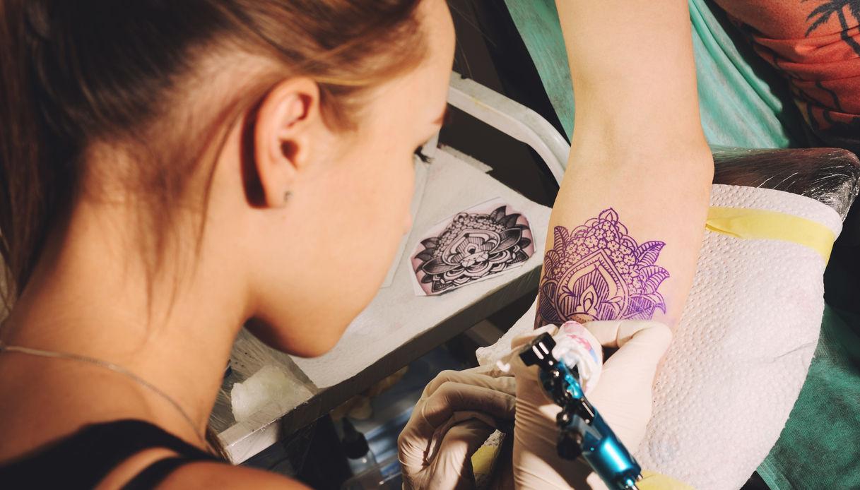 Idee per un mandala tattoo