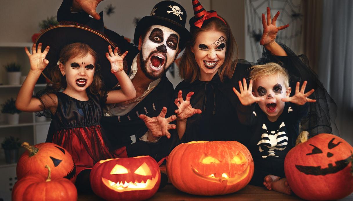 Il Significato Di Halloween.Festa Di Halloween Significato E Origini Dilei